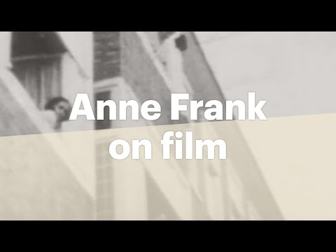 Anne Frank: the only existing film images