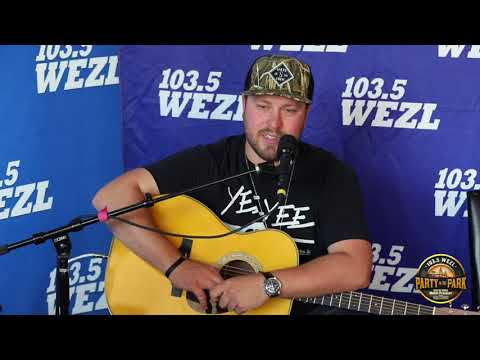 Party In The Park - Mitchell Tenpenny Interview at Party in the Park