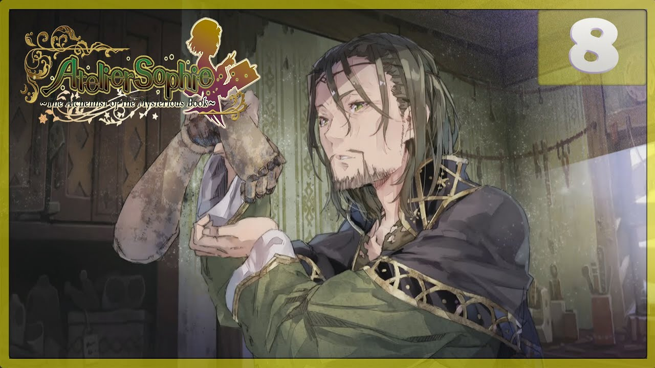 atelier sophie ~the alchemist of the mysterious book story atelier sophie ~the alchemist of the mysterious book 12300story12301 investigate the creepy cabin 1 2
