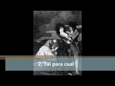 M. CASTELNUOVO TEDESCO: 24  CAPRICHOS DE GOYA (G. TAMPALINI)
