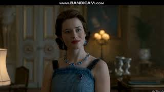 The Crown Season 2 Episode 8- Queen And Mrs. Kennedy Conversation