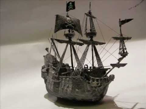 revell pirate ghostship model - Revell Night Color