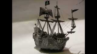 Revell Pirate Ghostship Model