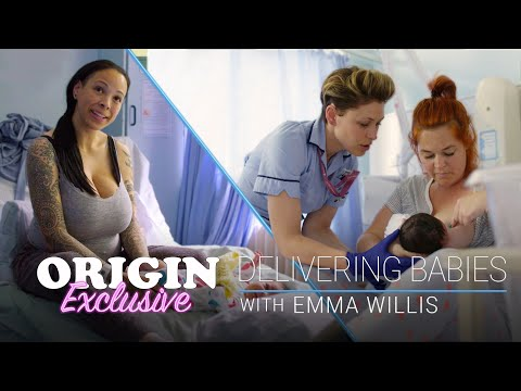 Breastfeeding and Breech Babies | Full Episode | Delivering Babies with Emma Willis, Season 1