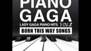 Lady Gaga Piano Hits Vol. 2 - 13. Heavy Metal Lover (Piano Version)