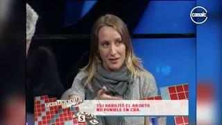 Luciana Echevarría y Liliana Montero   TSJ habilitó el aborto no punible