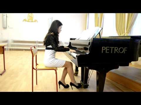 Хатико,Реквием,Oltremare на пианино..Девочка классно играет