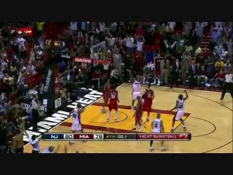 Best Game Winning Shots Of 2009-2010 NBA Season So Far (HD)