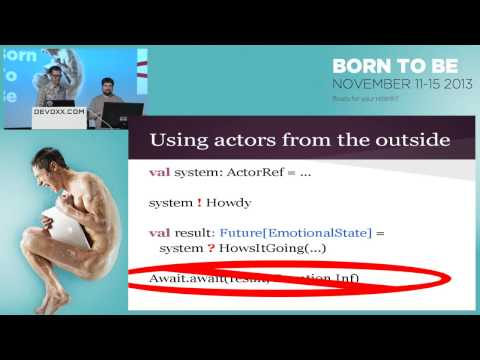 Introduction to Actors