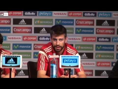 Piqué tells del Bosque Cesc would leave Barça for 33 million euros