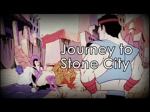 Journey to Stone City