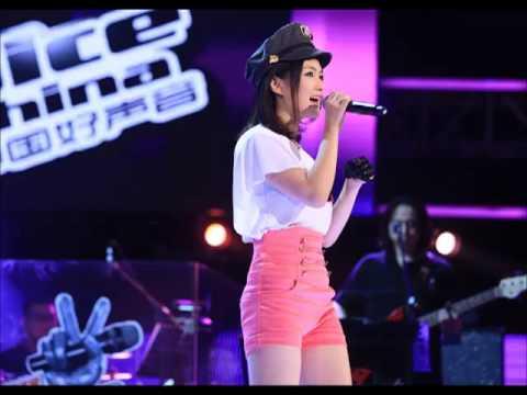 中國好聲音 2012-07-20 第一季 - 第二期 丁丁 - 愛要坦蕩蕩 無雜音版