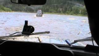 Кваркуш2012.По воде.