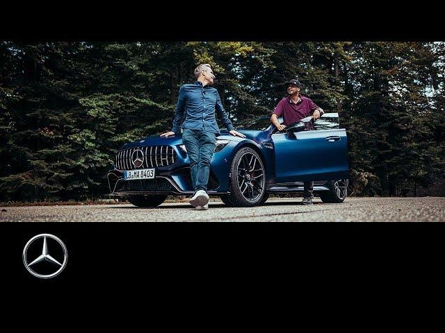 JP Kraemer und Matthias Malmedie: das Mercedes-AMG GT 63 S 4MATIC+ 4-Türer Coupé im Test