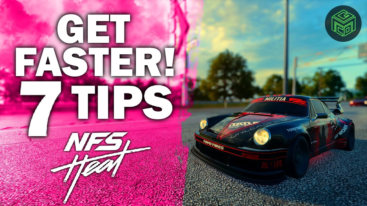 You're Driving the RSR WRONG | 7 Tips for Faster Times Using the RSR - Need for Speed Heat