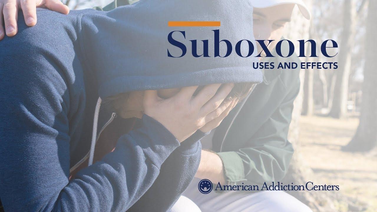How Does Suboxone Work