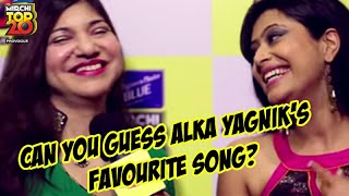 What is Alka Yagnik's favourite song from the @MT20Jubilee | Radio Mirchi | Radio Mirchi