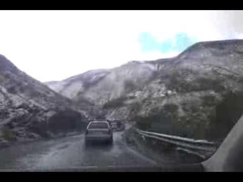 Tichka high Atlas Mountains