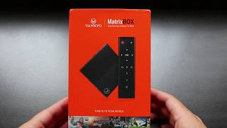 Matrix Box X95 MAX | Unboxing Review and Gaming\Emulation Test