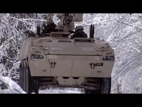 Marines TV - Havoc AMV 8x8 Marine Personnel Carrier (MPC) Testing & Evaluation [720p]