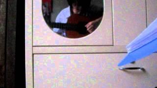 Sắc màu- Trần Tiến (guitar by MrKazedark)