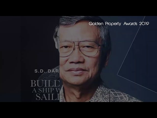 Lifetime Achievement Bapak SD Darmono