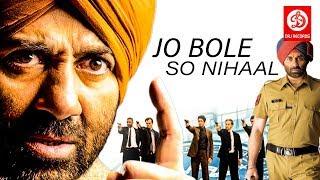 Jo Bole So Nihaal - Bollywood Action Movies | Sunny Deol, Shilpi Sharma | Bollywood Action Movie