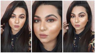 Beginner Budget Friendly Makeup Tutorial   Soft Glam EID Look   Bangladesh    Ananya Artistry