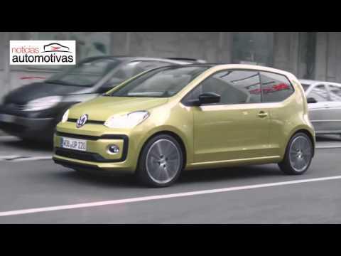 VÍDEO: VW up! 2017 com facelift