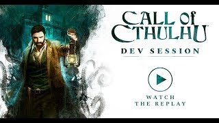 Call of Cthulhu - Uncut Gameplay Stream (without commentary)