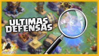 MAQUINA BELICA 23 y TORRES al MAXIMO!! - ALDEA NOCTURNA - CLASH OF CLANS