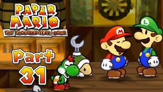Paper Mario: The Thousand-Year Door - Part 31:  Shady Rat Business!