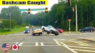 Good \\u0026 Bad Drivers: Car Crash Compilation - 353 \x5bUSA \\u0026 Canada Only\x5d