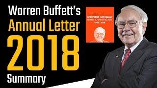 8 lessons from warren buffett's annual letter to shareholders