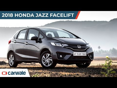 2018 Honda Jazz Facelift | First Drive Review | CarWale