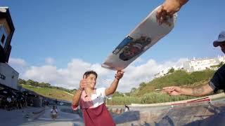 Jart Skateboards - Portugal & France Demos at Boardriders