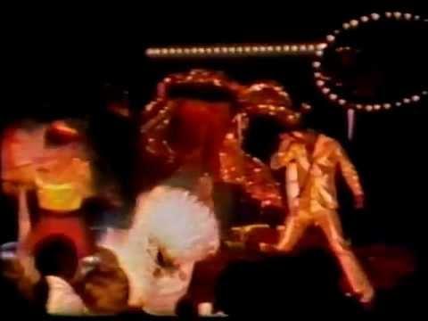 1979 Follies Bermuda 1950s featuring Ron Green as Elvis