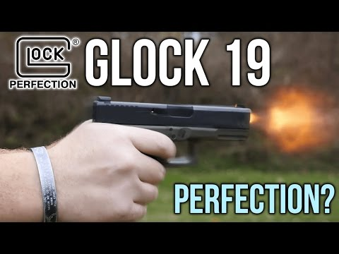 The Glock 19: The PERFECT Handgun?