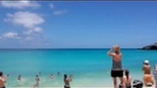 マホビーチ・セントマーチン Saint Martin