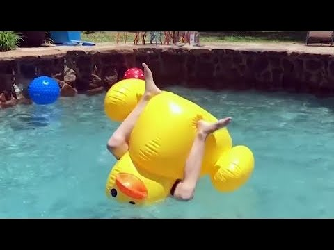 Most Funny Water Kids Fails Compilation – Try Not To Laugh Challenge 2019