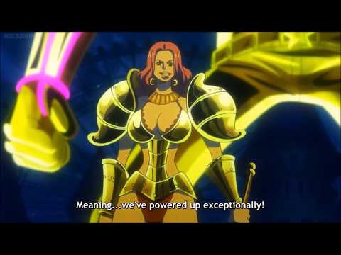 One Piece Film Gold - Roronoa Zoro Vs Dice - English Sub