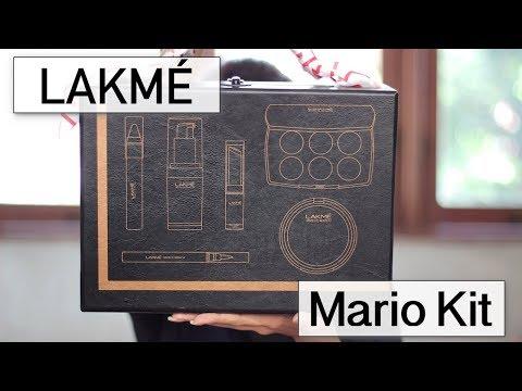 LAKMÉ Mario Kit Unboxing + Tutorial | suhaysalim
