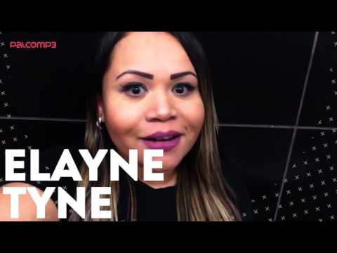 MINHA MÃE EM 1 MÚSICA com ELAYNE TYNE | Palco MP3