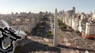 Team BlackSheep in BUENOS AIRES - ARGENTINA