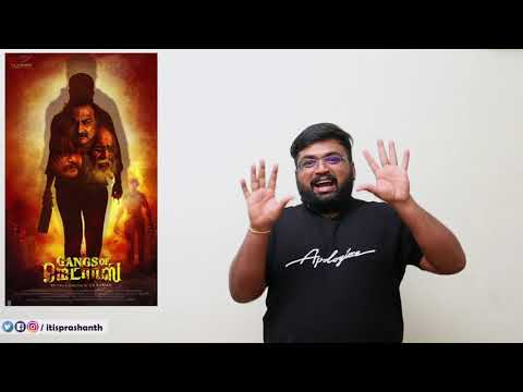 Gangs Of Madras review by Prashanth