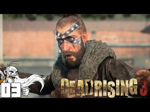 I MAKE THIS GAME LOOK SO EASY!!! - Let's Play Dead Rising 3 Gameplay