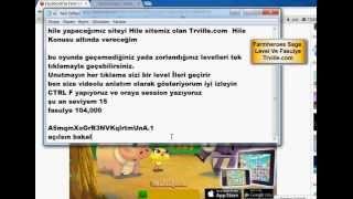 Farm Heroes Saga Level Ve Fasulye Hilesi Programsız