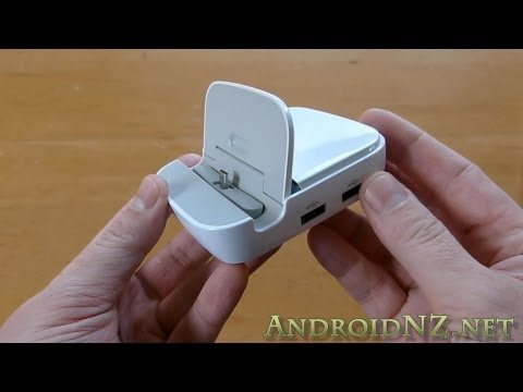 Galaxy Note 2 Smart Dock review - exclusive first look!