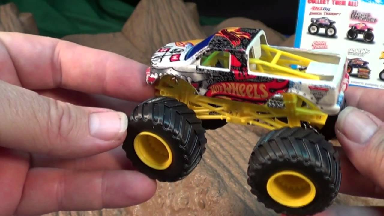 Team Hot Wheels Monster Jam Truck Youtube