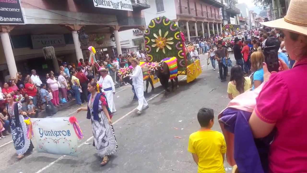 Barrio de la Magdalena en Uruapan, Michoacán